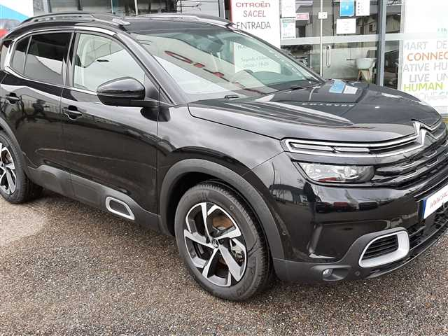 Citroen C5 AirCross 1.5 BlueHDi Shine EAT8